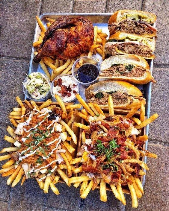Avoid Unhealthy Foods