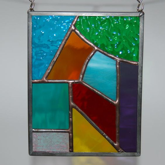 Suncatchers for Windows | These suncatchers and small panels range from
