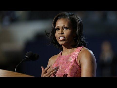 Michelle Obama's Full DNC 2012 Speech