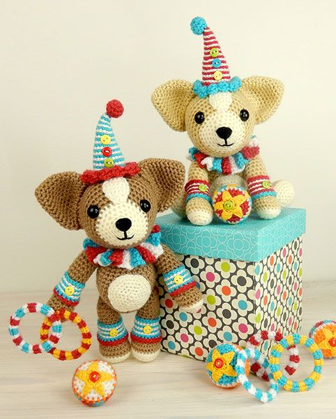 Amigurumi Patterns Contest : Amigurumi, Dancing and Dogs on Pinterest