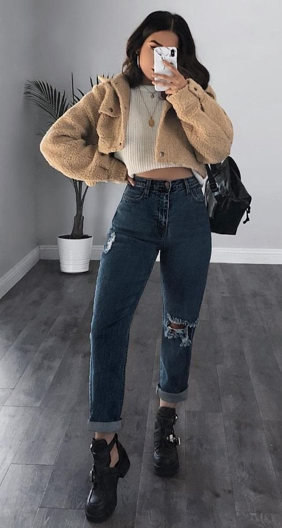ruby loves you ig model outfit ootd fall outfit ideas 2020 | soyvirgo.com