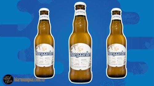 Bia Hoegaarden Trắng Nhập Khẩu Bỉ Hương Vị Thế Nào? - FIRST BEER