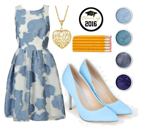 """Sem título #187"" by beatrizdantasmarques on Polyvore featuring moda, JustFab, P.A.R.O.S.H., Terre Mère e graduationdaydress"