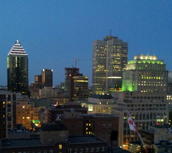 My Montreal.  that an amazing city!!!!!