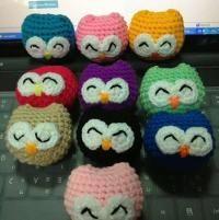 Crocheting : yah!!!
