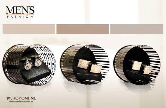 Si quieres añadir elegancia a tu look usa los #accesorios indicados, como las #mancuernillas que te darán distinción. Dale clic: http://goo.gl/FP2iWz