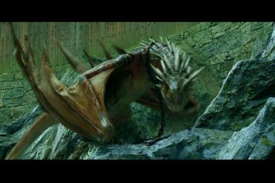 Harry Potter & The Goblet dragon | creatures | Pinterest ...