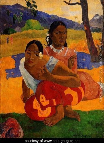 Paul Gauguin (Tahiti)