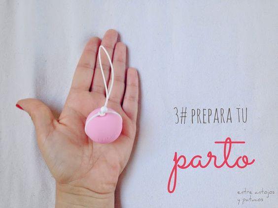 3 razones para usar bolas chinas: 3# Prepara tu parto.