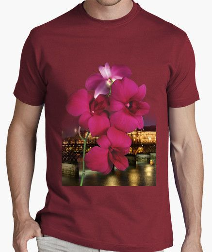 T-shirt ORCHIDEA