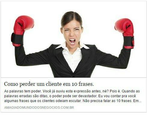 Como perder um cliente em 10 frases #leandrobranquinho #cliente #atendimento
