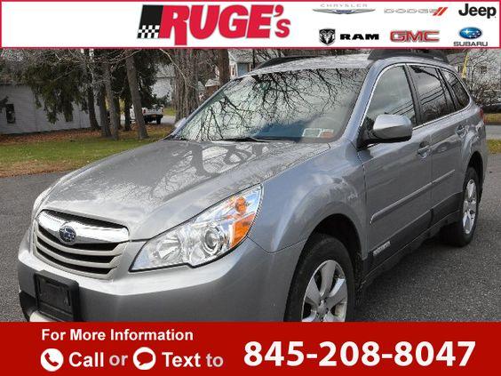 2011 *Subaru*  *Outback* *3.6R* *Limited* *(A5)*  53k miles $17,498 53478 miles 845-208-8047 Transmission: Automatic  #Subaru #Outback #used #cars #RugesAuto #Rhinebeck #NY #tapcars