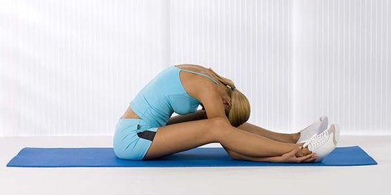 Entspannt und dehnt den ganzen Rücken