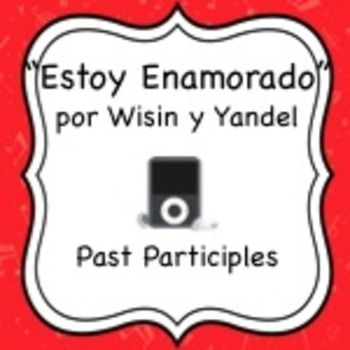 how to teach past participle