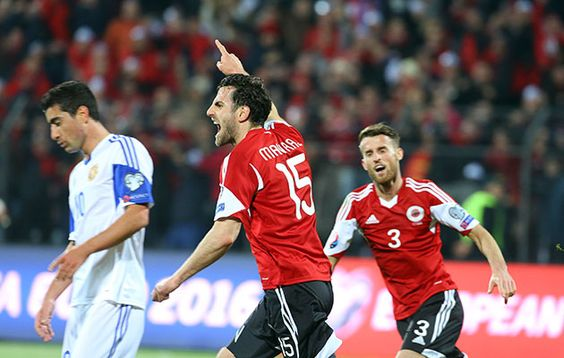 Albania vs Scotland Football Live 2018 - 17-Nov - UEFA Nations League - League C Watch Albania vs Scotland Football Live Stream Live match information for :  Albania vs Scotland Football Live Stream - 17-Nov - UEFA Nations League - League C. UEFA Nations League - League C Live Game Online on 17-11-2018. This Football match up featuring Albania vs Scotland is scheduled to commence at 19:45 GMT 01:15 IST.