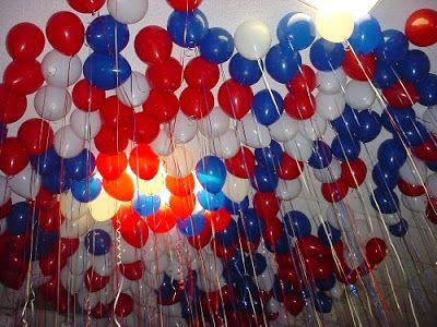 لمسة ابداع Balloon Ceiling Balloons Happy Birthday Tag