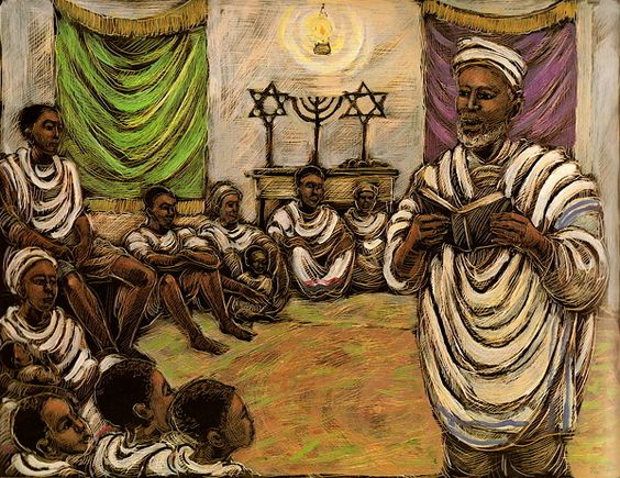 How a Jew becomes Black in the Promised Land – An Ethiopian Journal