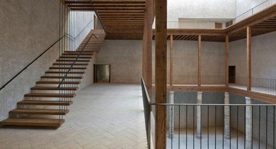 Tabuenca & Leache arquitectos /  © Fotos Luis Prieto