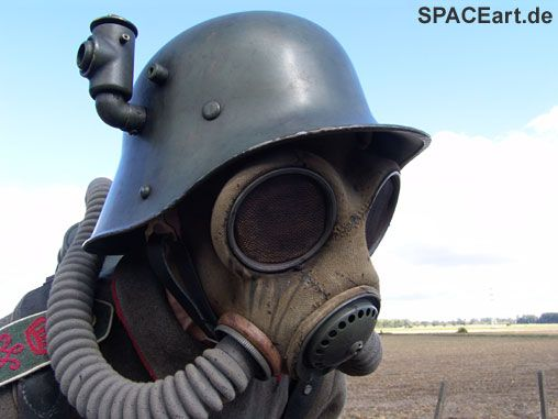 Sucker Punch: German Zombie Soldier, Fertig-Modell ... http://spaceart.de/produkte/scp009.php