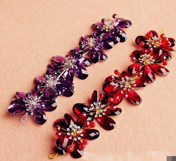 2015 paars rode bruiloft novia tiara bruids sieraden strass kroon hoofddeksels haarbanden coroa de princesa prinses hoofdband in Van harte welkom om onze winkel, als u vragen heeft, neem dan contact met ons op!Geachte k van haar sieraden op AliExpress.com | Alibaba Groep