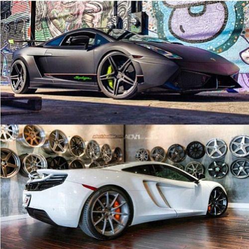 http://chicerman.com  majestix:  Which would you choose? @wheelsboutique @wheelsboutique @wheelsboutique Worlds largest ADV1 HRE and Vorsteiner dealerhttp://ift.tt/1qKfFBY #majestic_cars #wheelsboutique #teamwb #mclaren #mp412c #lamborghini #gallardo #superleggera #sl #carporn (at http://ift.tt/1qKfFBY)  #cars