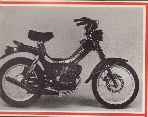 Beta M5 Special 1982