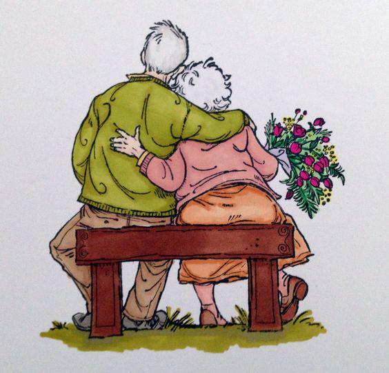 El amor no tiene edad...: