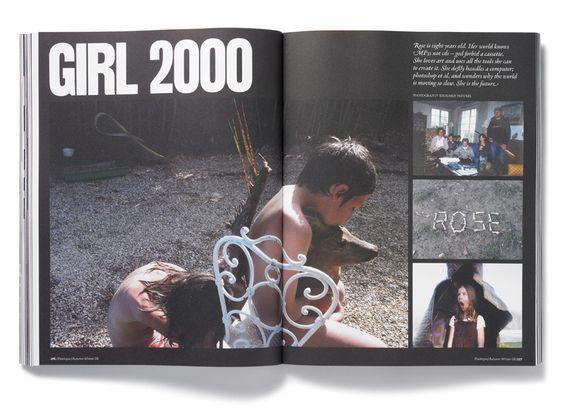 Plastique Magazine Issue 3 - Matt Willey