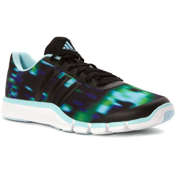 Adidas Women's A.T. 360.2 Prima Training Shoe Cross Trainer Shoes... ($56) ❤ liked on Polyvore featuring shoes, cross trainer shoes, crosstrainer shoes, adidas shoes, adidas footwear and adidas
