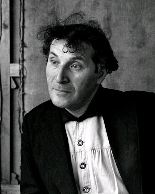 Marc Chagall, Paris 1934 • Horacio Coppola
