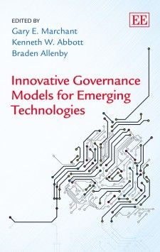 111.82 MAR Emerging technologies create challenges for traditional regulatory approaches. The contributors to this book – leading scholars in law, innovation, and technology – address the need for new governance methods and models.