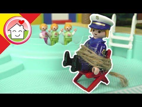Playmobil Policia En Espanol El Comisario Overbeck Que Ha Pasado La Familia Hauser Youtube En 2020 Playmobil Policia Playmobil Historias Para Ninos