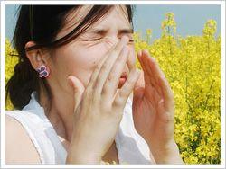 Stop the sneezing...