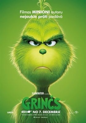 The Grinch Poster Id 1600620 The Grinch Movie The Grinch Full Movie Watch The Grinch