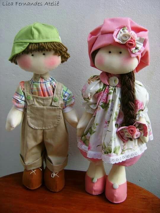 Bonecas russaa