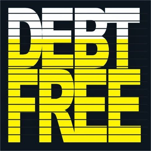 Debt Free Charts - free motivational charts to print and fill in to track your progress