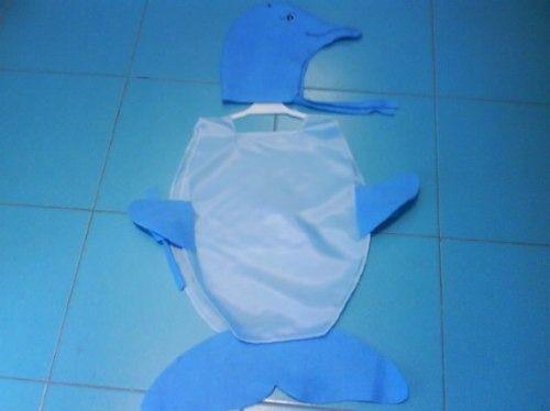 disfraz de delfin moldes imagui disfraces pinterest. Black Bedroom Furniture Sets. Home Design Ideas