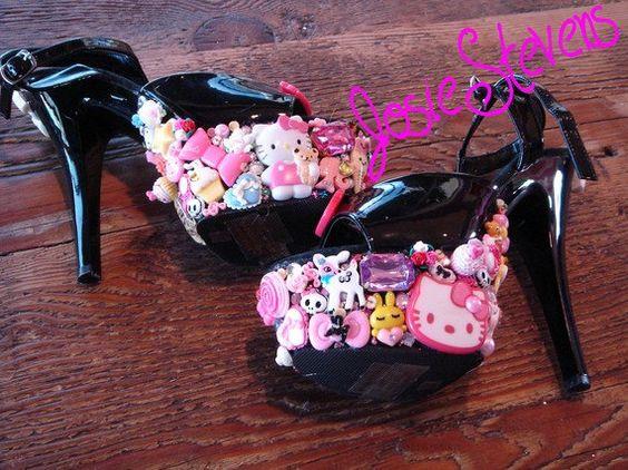 Josie Stevens Hello Kitty Kitchen