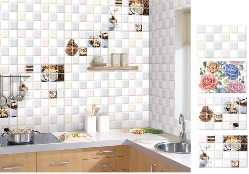 Vitrified Tiles For Kitchen Walls Rumah Joglo Limasan Work