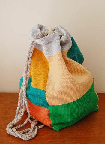 Soft Shocks Multicolour Back-pack