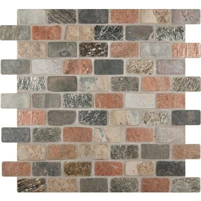tiles mosaics tile home depot stones floors mesh canada colors home