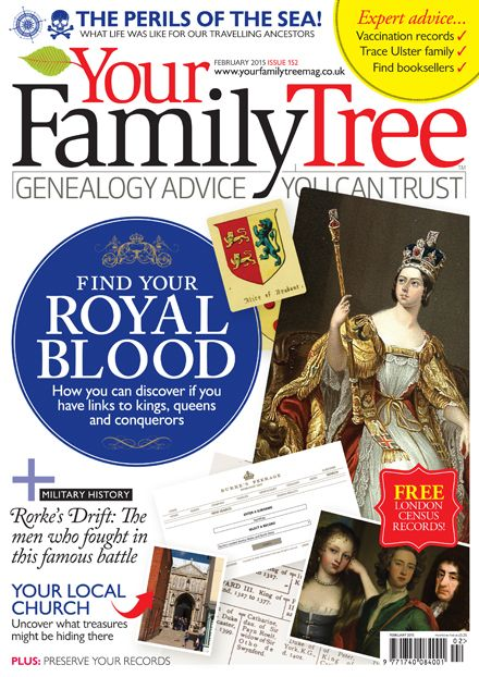 Find your Royal Blood today! Tracing family links to nobility through 'blue blood' has never been easier #genealogy #familyhistory #yourfamilytree