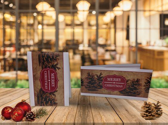 Merry Christmas: Weihnachtsgrüße der besonderen Art verschicken - Weihnachtskarten online gestalten