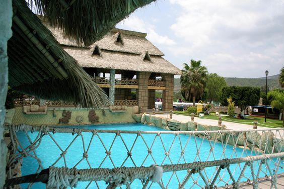 Tepathe, un parque acuático en Ixmiquilpan Hidalgo en donde me divertí por muchos fines de semana