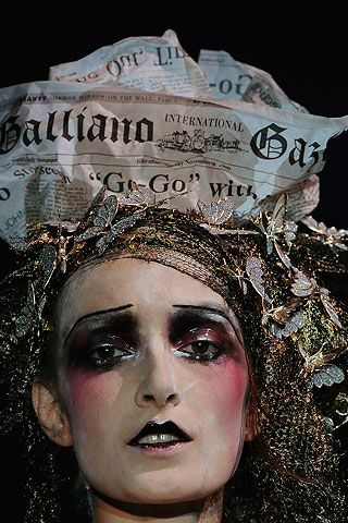 John Galliano Spring 2010 Ready-to-Wear