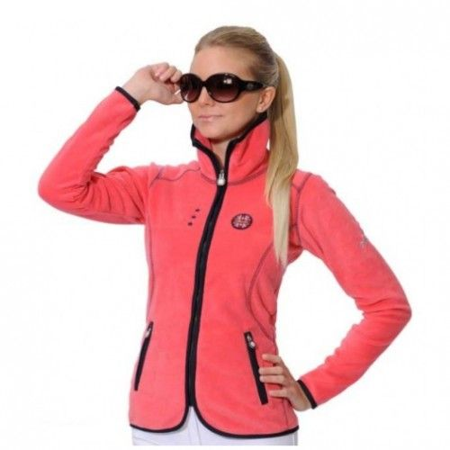 Spooks Lexington Fleece Coral Ok I Admit I Am In Love