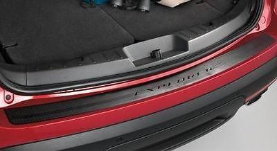 OEM NEW 2011-2014 Ford Explorer Rear Bumper Protector Applique- Self Adhesive