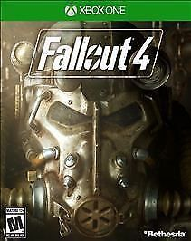 nice Fallout 4 (Microsoft Xbox One 2015) - For Sale
