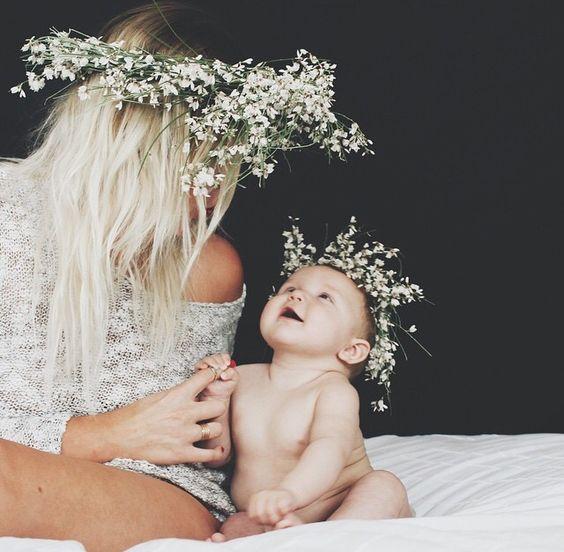 授乳後も綺麗なママ