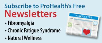 Subscribe to ProHealths Free Newsletters